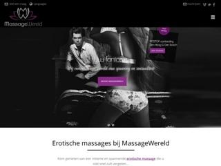 Massage wereld